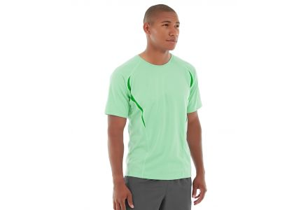 Zoltan Gym Tee-L-Green