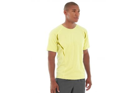 Zoltan Gym Tee-L-Yellow