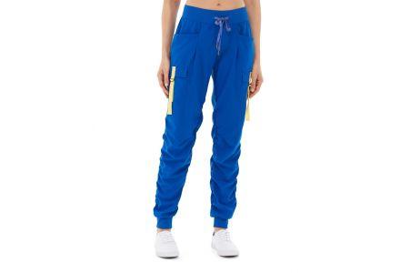 Ida Workout Parachute Pant-28-Blue